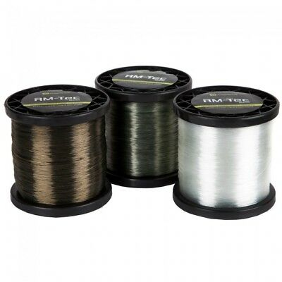 Ridgemonkey RM-Tec Mono Mainline Monofilament Ridge Monkey Line 1200m All Models • 13.95£