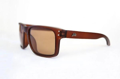 Fortis Bays Polarised Sunglasses Brown Fire Blue Gold Smoke Junglist Switch • 29.99£