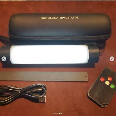 Sunblesa Magnetic Waterproof Rechargeable Carp Remote Control Bivvy Light Lite • 25.99£