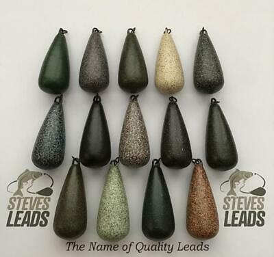 10 X Heli Carp Leads Smooth/Textured All Sizes Available • 14.38£