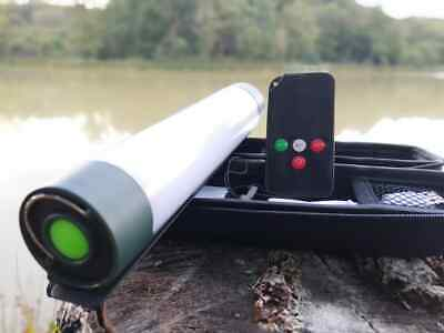 Magnetic Waterproof Rechargeable Carp Remote Control Bivvy Light Lite ArmyGreen • 25.99£