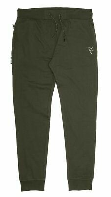 Fox Collection Green/Silver Lightweight Joggers • 19.99£