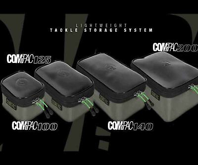 Korda Compac Accessory Case Tackle Bag Compact Fishing Luggage - All Models • 61.20£