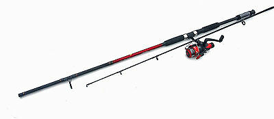Shakespeare Firebird Spin Combo Rod Reel + Line Spinning Fully Loaded Combo • 34.64£