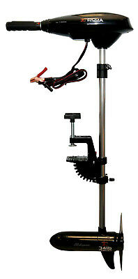 Shakespeare Electric Motors 28lb 34lb 44lb & 54lb Boat Engine - Easy To Mount • 225.21£