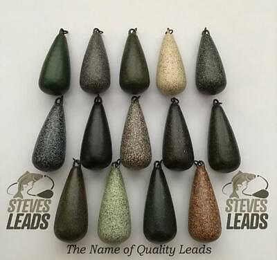 15 X Heli Carp Leads Smooth/Textured All Sizes Available • 18.63£