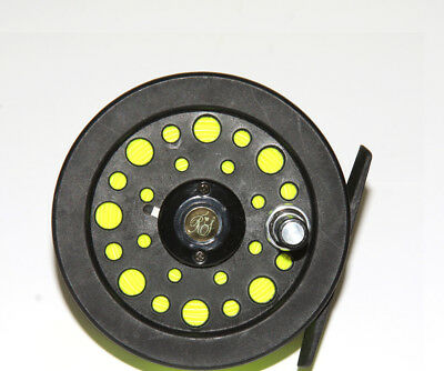 FREE PFLUGER River Fly Reels & Loaded Line FOR 3/5 WT LONG & SHORT FLY RODS • 19.99£