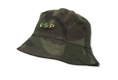 ESP Camo/Olive Reversible Bucket Hat • 12.95£