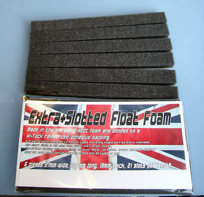 Extra+Slotted Float/Tackle Box Foam • 4.50£