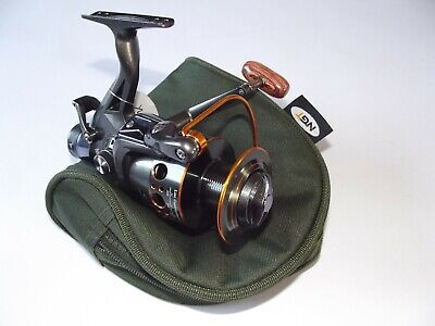 New Yumshi Carp Bait Runner Reel With Free NGT Reel Case - No Reserve! • 17£