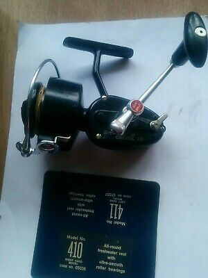 Mitchell 410 Reel With Box • 17£