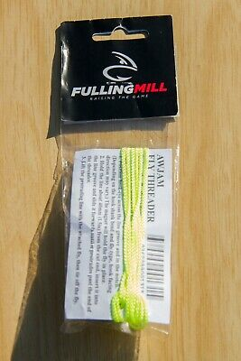 Fulling Mill Awjam Magnetic Fly Line/Tippet Threader. Fishing-Dry, Wet Or Nymph • 0.99£