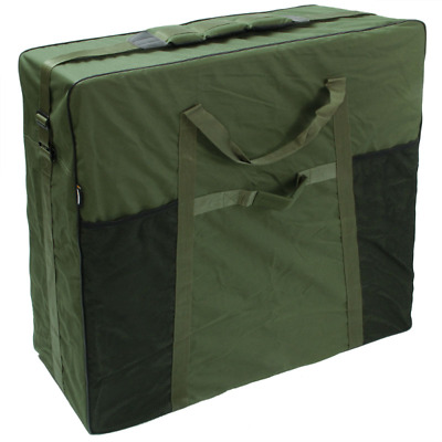 NGT (598) Standard Bed Chair Carp Fishing Holdall Bedchair Carry Bag + Strap • 19.95£