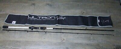 Fox Raged Ultron Casting Rod 30-60g Immaculate Condition • 35£