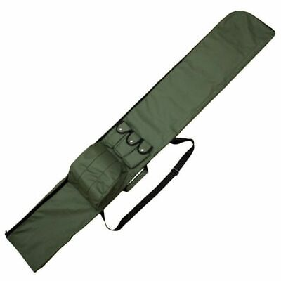 3+3 CARP HOLDALL ROD REEL BAG WITH BITE ALARM POCKETS By Wsb - Free 24h Delivery • 19.90£