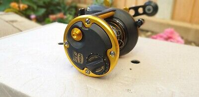 Penn 515 Mag 2  Fishing Reel Multiplier Used In Mint Condition  • 64.99£
