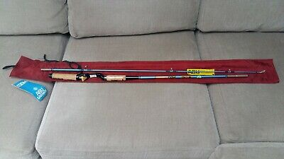 BRAND NEW.UNUSED – ABU CASTER 122 ZOOM, 5.5FT. FISHING 2:10-30g. COLLECT OR POST • 51£