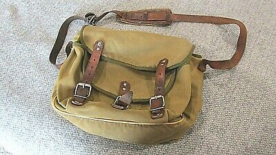 Vintage RELUM Fishing Bag. Made In Czechoslavakia. Good Condition. See Listing • 20£