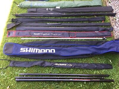Fishing Equipment Job Lot • 60£