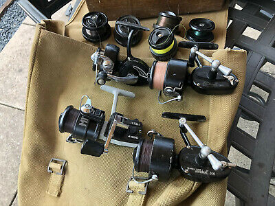 Vintage Mitchell Match Fishing Reels • 14.07£