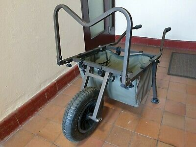 Korum Compact Barrow Porter Trolley *USED* *PICKUP OK* • 37£