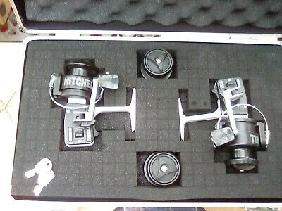2 Mitchell Reels 4430 In A Case  • 60£