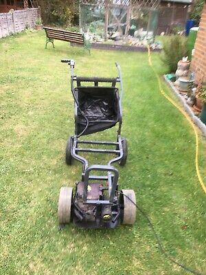 Converted Battery Operated Preston Four Wheeled Shuttle Trolley • 160£