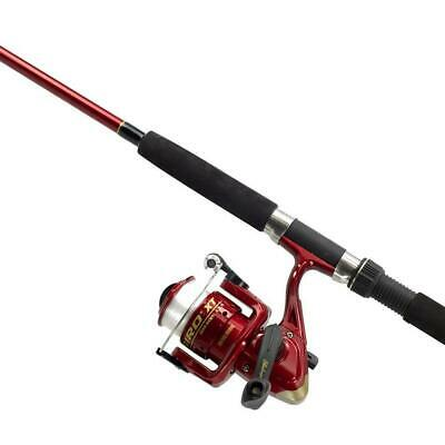 New Shakespeare Firebird Rod & Reel Combo • 14.99£