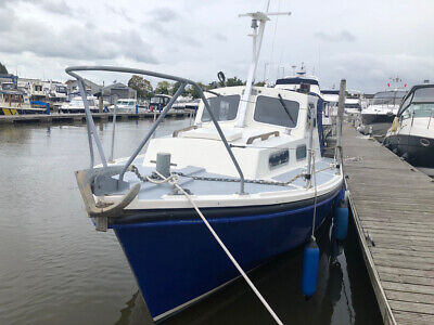 Mitchell 31 Fishing Boat • 19,000£