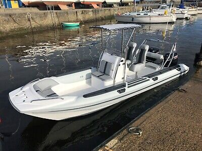 Hysacat 65 Catamaran Rib Sports Boat Hysucraft Hydrofoiled Catamaran • 59,950£