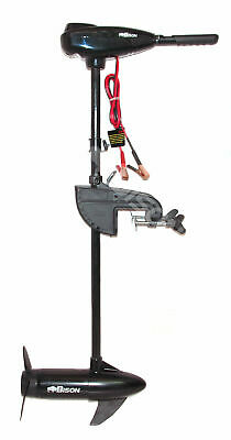 Bison 100 Ft/lb Electric Outboard Motor • 209.99£