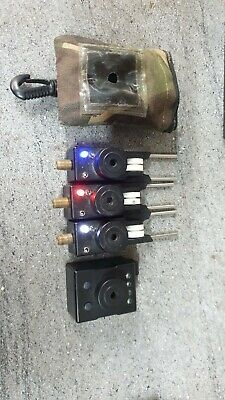 3 X Steve Neville Mk3 Alarms And Reciever  • 97£