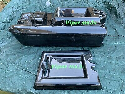 Viper Mk3 Bait Boat With Fish Finder • 380£