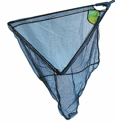 Dinsmores Folding Triangular Fishing Landing Nets With Net Bag • 12.95£