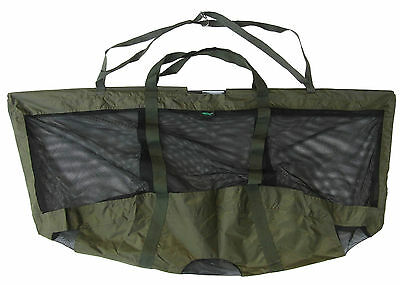 MDI Carp Deluxe Folding Carp Fishing Weigh Sling 123x60cm With Carry Pouch  • 19.99£