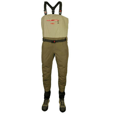 Airflo Airweld Breathable Stocking Foot Chest Waders All Sizes   NEW • 99.99£