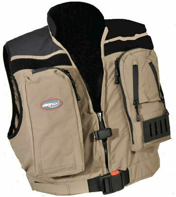 Airflo Wave Hopper Inflatable Fly Fishing Wading Vest Sizes M, L, XL, XXL | NEW • 199.99£