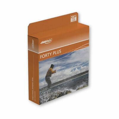 Airflo 40+ Expert Fly Fishing Line WF7 Slow Intermediate Fly Line | NEW • 24.99£