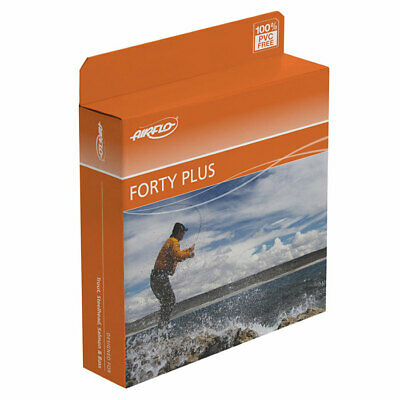 Airflo 40+ Distance Fly Lines In Various Densities & Weights | NEW • 24.99£