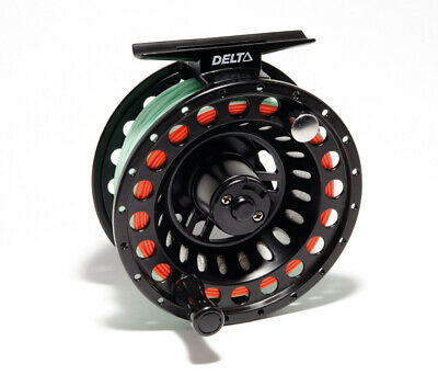 Airflo Delta Fly Fishing Reel For Trout & Salmon Fishing | NEW • 34.99£