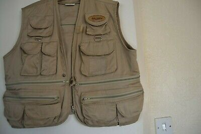 Balzer Fly Fishing Vest In Good Condition • 15£