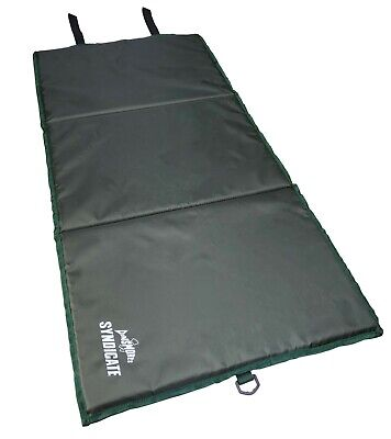 Dinsmores Carp & Commercial Fishery Unhooking Mat 95 X 45cm With Elastic Straps • 10.95£