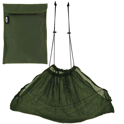 NGT Carp Fishing Weigh Sling + Cary Bag Case • 9.95£