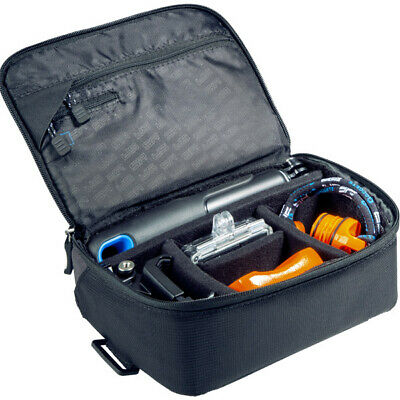 SP Gadgets Carp Angler Fishing Soft Case Black - Medium • 29.99£