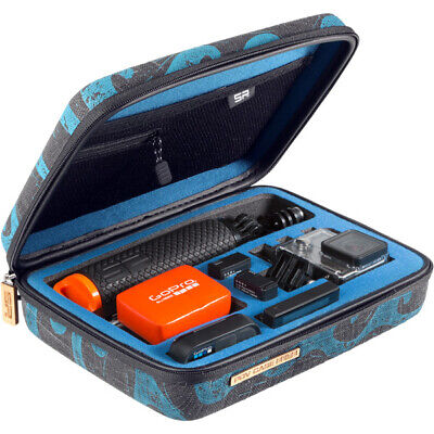 SP Gadgets POV Storage Case Elite Core Surf For Action Cameras Blue / Black - M • 34.99£
