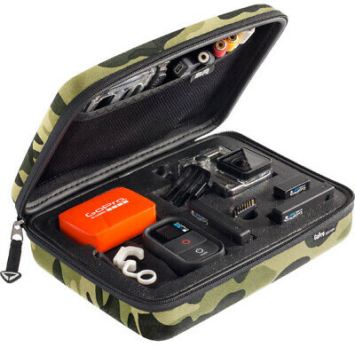 SP Gadgets POV Storage Case For Action Camera Cameras And Accessories Camouflage • 31.99£