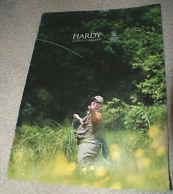 Hardy Of Alnwick 2012 Fishing Tackle Catalogue.  • 0.99£
