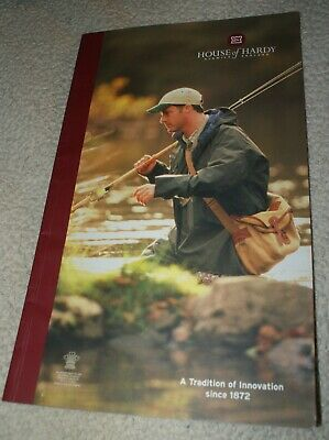 Hardy Of Alnwick 2002 Fishing Tackle Catalogue & 2003 Price List.  • 0.99£
