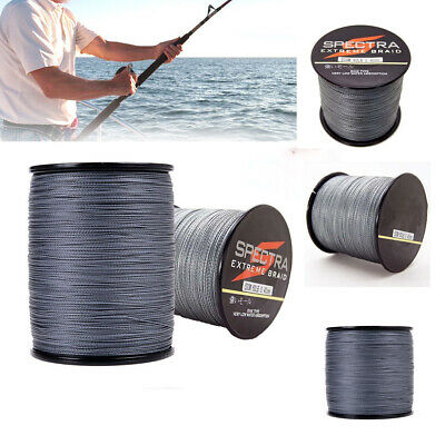 500M Agepoch Super Strong Spectra Extreme PE Braided Sea Fishing Line UK • 15.99£