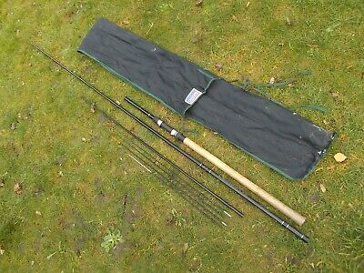 Daiwa Vulcan-X 12ft Feeder L120QT Fishing Rod FISHING SET UP • 37.99£